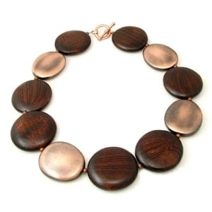 CopperWoodNecklace