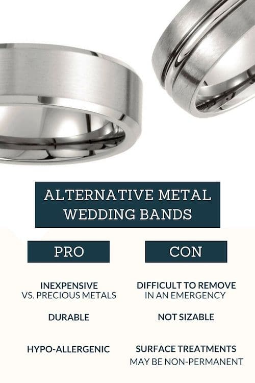 Pros and Cons of Alternative Rings