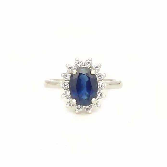 ring cut white halo wedding plain il anniversary safire fullxfull rings gold sapphire band engagement diamond blue oval